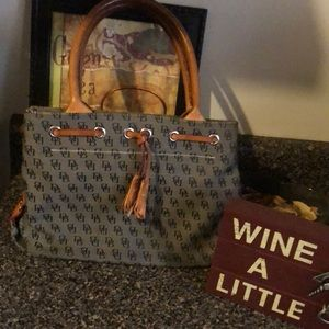 Very gratefully used Dooney & Bourke purse